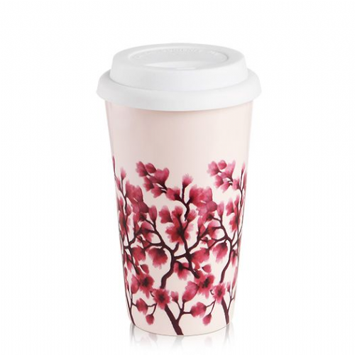 Newbridge Pink Cherry Blossom Mug